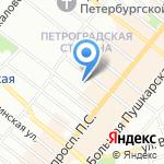 Status Design на карте Санкт-Петербурга