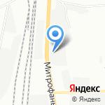 Абт Сталь на карте Санкт-Петербурга