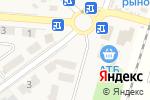 Схема проезда до компании Аптека низьких цін, ТОВ в Боярке