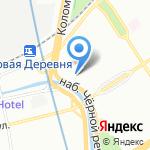 Региональный поисковый центр на карте Санкт-Петербурга