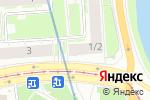 Схема проезда до компании Домашний Доктор в Санкт-Петербурге