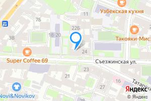 Сдается комната в четырехкомнатной квартире в Санкт-Петербурге Съезжинская ул., 22