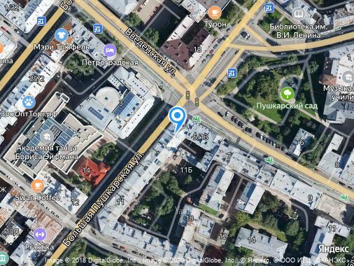 Сдаю посуточно апартаменты, 35 м², Санкт-Петербург, Большая Пушкарская улица, д. 13