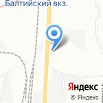 БАЛТИЙСКАЯ ТОРГОВАЯ КОМПАНИЯ на карте Санкт-Петербурга