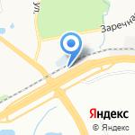 АВТОКОНДИШН на карте Санкт-Петербурга