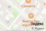 Схема проезда до компании РИЦ в Санкт-Петербурге