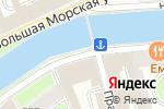 Схема проезда до компании Арзуманов Консалтинг в Санкт-Петербурге