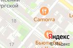 Схема проезда до компании Брынза в Санкт-Петербурге