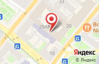 Схема проезда до компании Инт-Сфера в Санкт-Петербурге