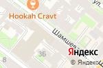Схема проезда до компании Государственная библиотека для слепых и слабовидящих в Санкт-Петербурге