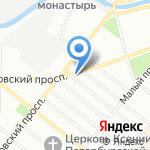 Большая перемена на карте Санкт-Петербурга