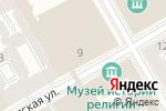 Схема проезда до компании Банкомат, Почта Банк, ПАО в Санкт-Петербурге