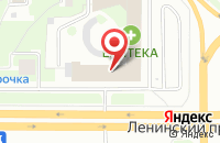 Схема проезда до компании Глобалхим в Санкт-Петербурге