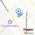 Bestly на карте Санкт-Петербурга