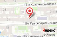 Схема проезда до компании Издательский Дом «Секрет» в Санкт-Петербурге