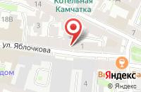 Схема проезда до компании Мэтр в Санкт-Петербурге