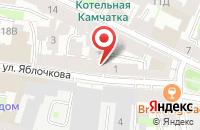 Схема проезда до компании ТОРЭКС в Астрахани