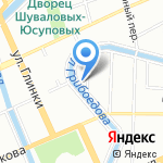 12 июля на карте Санкт-Петербурга