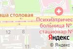 Схема проезда до компании МАЙЕР в Санкт-Петербурге