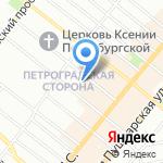 Научно-исследовательский детский ортопедический институт им. Г.И. Турнера на карте Санкт-Петербурга