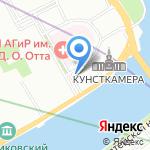 Журнал технической физики на карте Санкт-Петербурга