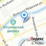 ИНЖЕКОМ на карте Санкт-Петербурга