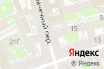 Схема проезда до компании Проммонтаж-2 в Санкт-Петербурге