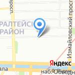ТехноГрин на карте Санкт-Петербурга