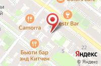 Схема проезда до компании Балу Медиа Лаб в Санкт-Петербурге