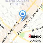 АльтаВина на карте Санкт-Петербурга