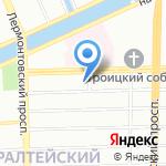 Good Luck на карте Санкт-Петербурга