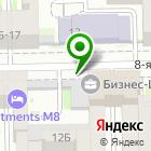 Местоположение компании Гливер Санкт-Петербург