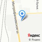 Паллет Шоп на карте Санкт-Петербурга