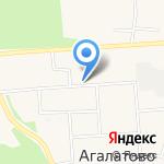 Магазин меда на карте Санкт-Петербурга