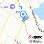 Мастерская Галкина на карте Санкт-Петербурга