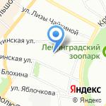 Фармацевтический техникум на карте Санкт-Петербурга