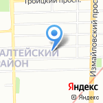 У Сергея на карте Санкт-Петербурга
