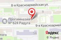 Схема проезда до компании Сайт-Менеджер в Санкт-Петербурге