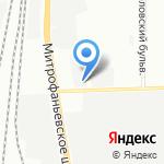 Оптовая топливная компания на карте Санкт-Петербурга