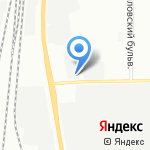 ВАШ ЭВАКУАТОР на карте Санкт-Петербурга