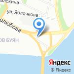 Евроинвест на карте Санкт-Петербурга