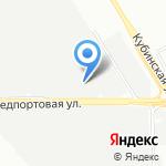 АСС-Нева на карте Санкт-Петербурга