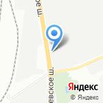 Петровский шинный центр на карте Санкт-Петербурга