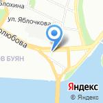 ЛВЦ на карте Санкт-Петербурга