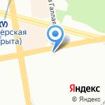 SHINIAVTO на карте Санкт-Петербурга