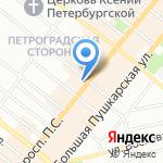 BASCONI на карте Санкт-Петербурга