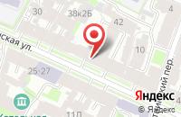 Схема проезда до компании Аврора в Санкт-Петербурге