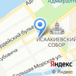 Арбитражный суд Северо-Западного округа на карте Санкт-Петербурга