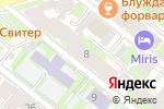 Схема проезда до компании Берега в Санкт-Петербурге