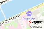 Схема проезда до компании Европейский Центр Вакцинации в Санкт-Петербурге